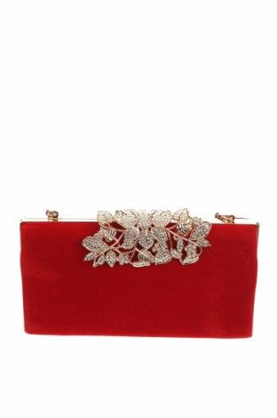 Дамска чанта Colette By Colette Hayman, Цвят Червен, Текстил, Цена 24,99лв.