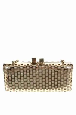Дамска чанта Colette By Colette Hayman, Цвят Златист, Текстил, други материали, Цена 18,74лв.