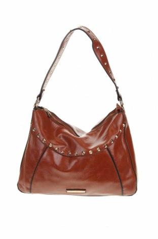 Дамска чанта Colette By Colette Hayman, Цвят Кафяв, Еко кожа, Цена 29,30лв.