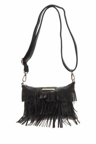 Дамска чанта Colette By Colette Hayman, Цвят Черен, Еко кожа, Цена 30,71лв.
