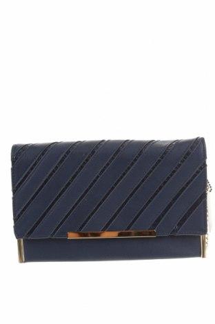 Γυναικεία τσάντα Colette By Colette Hayman, Χρώμα Μπλέ, Δερματίνη, Τιμή 13,25€