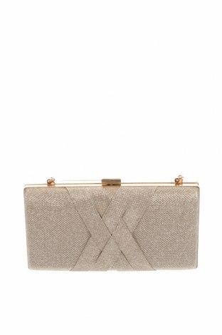 Дамска чанта Colette By Colette Hayman, Цвят Златист, Текстил, Цена 33,60лв.