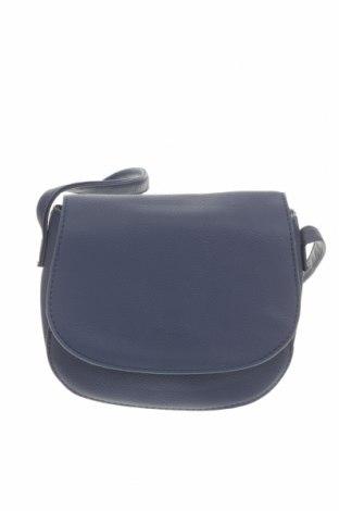 Дамска чанта Cotton On, Цвят Син, Еко кожа, Цена 19,32лв.