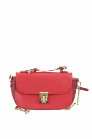Дамска чанта Folli Follie, Цвят Червен, Еко кожа, Цена 56,16лв.