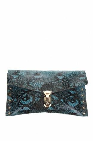 Дамска чанта Forever New, Цвят Син, Еко кожа, Цена 27,93лв.
