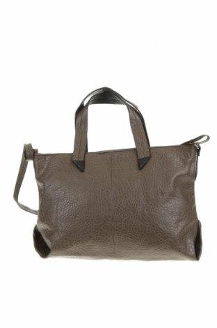 Дамска чанта Giovanna, Цвят Бежов, Еко кожа, Цена 27,30лв.