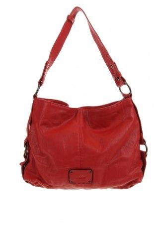 Дамска чанта JAG, Цвят Червен, Еко кожа, Цена 39,06лв.