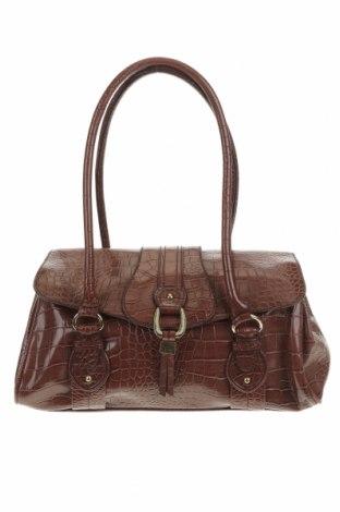 Дамска чанта JAG, Цвят Кафяв, Еко кожа, Цена 36,54лв.