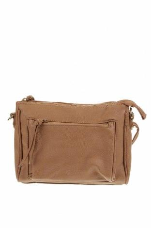 Dámská kabelka  Just Jeans, Barva Béžová, Eko kůže, Cena  367,00Kč