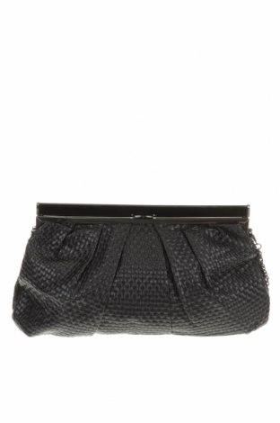 Дамска чанта Kate Hill, Цвят Черен, Еко кожа, Цена 11,39лв.