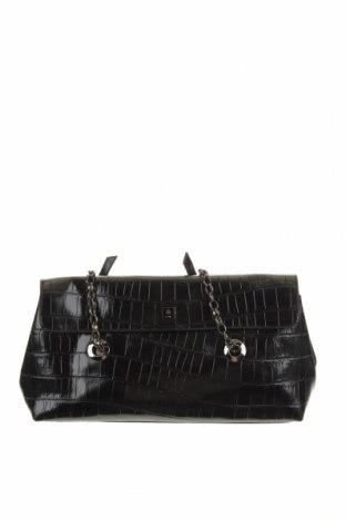 Дамска чанта Kem, Цвят Черен, Еко кожа, Цена 36,86лв.