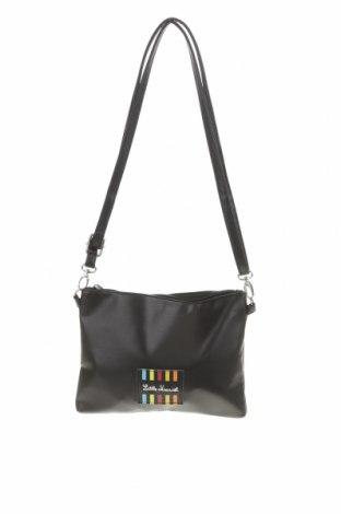 Дамска чанта Little Marcel, Цвят Черен, Еко кожа, Цена 13,23лв.