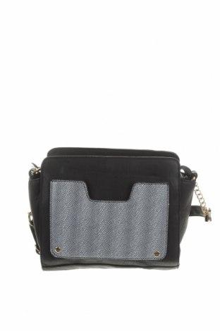 Дамска чанта Marikai, Цвят Черен, Еко кожа, Цена 33,44лв.