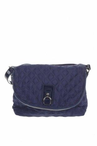 Дамска чанта Millers, Цвят Син, Текстил, еко кожа, Цена 17,06лв.