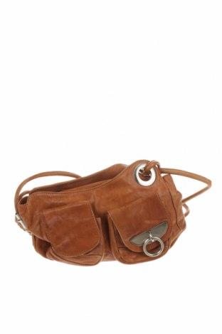 Дамска чанта Mimco, Цвят Кафяв, Естествена кожа, Цена 48,30лв.