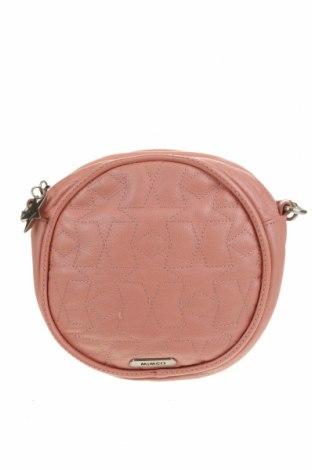 Дамска чанта Mimco, Цвят Розов, Естествена кожа, Цена 42,84лв.