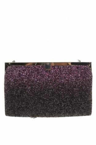 Дамска чанта Next, Цвят Лилав, Текстил, Цена 12,29лв.