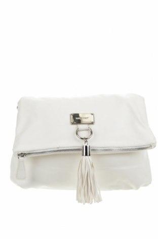 Γυναικεία τσάντα Nine West, Χρώμα Εκρού, Δερματίνη, Τιμή 24,94€