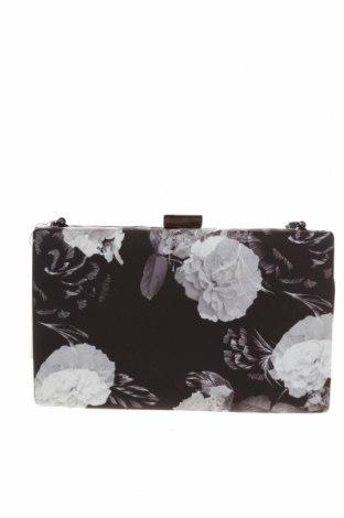 Дамска чанта Nine West, Цвят Черен, Текстил, Цена 92,40лв.