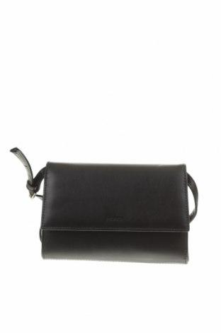 Дамска чанта Picard, Цвят Черен, Естествена кожа, Цена 58,28лв.
