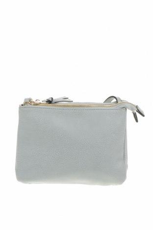 Дамска чанта Piper, Цвят Син, Еко кожа, Цена 20,58лв.