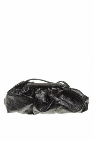 Дамска чанта Reserved, Цвят Черен, Еко кожа, Цена 51,75лв.
