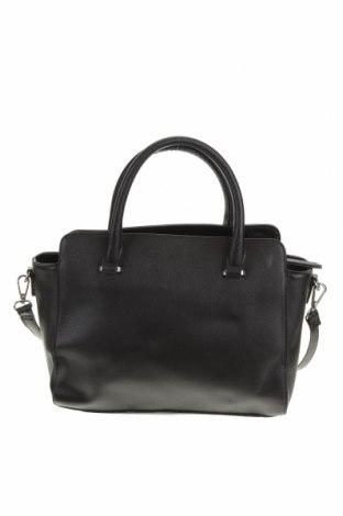 Дамска чанта Serra, Цвят Черен, Еко кожа, Цена 8,82лв.