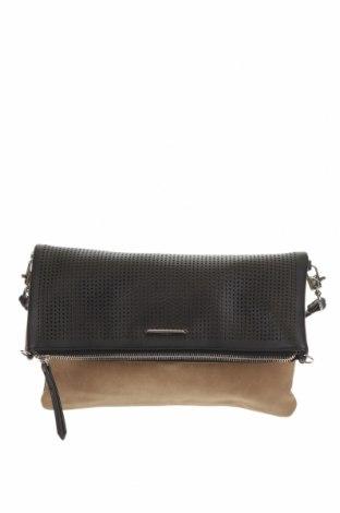 Дамска чанта Stella & Dot, Цвят Бежов, Еко кожа, Цена 34,81лв.