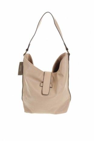 Дамска чанта Sussan, Цвят Розов, Еко кожа, Цена 22,68лв.