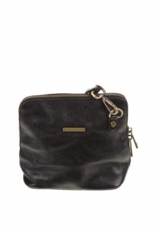 Дамска чанта Venice, Цвят Черен, Естествена кожа, Цена 40,32лв.