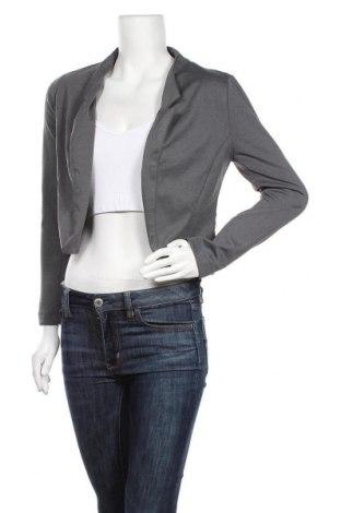 Дамска жилетка Bik Bok, Размер S, Цвят Сив, 95% полиестер, 5% еластан, Цена 6,56лв.