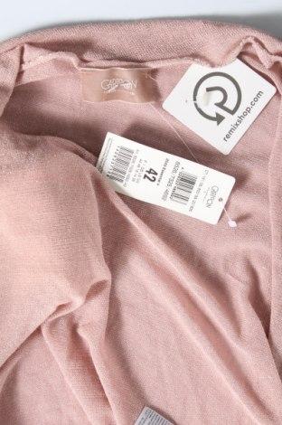 Дамска жилетка Cartoon, Размер L, Цвят Розов, 86% вискоза, 6% полиестер, 6% полиамид, 2% еластан, Цена 16,80лв.