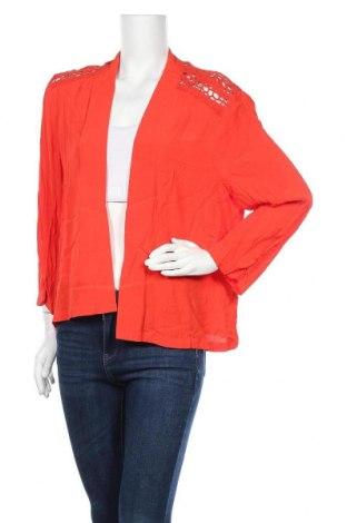 Дамска жилетка Katies, Размер XL, Цвят Червен, Цена 17,64лв.