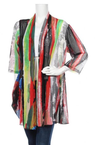 Дамска жилетка Lilia, Размер M, Цвят Многоцветен, Полиестер, Цена 12,76лв.