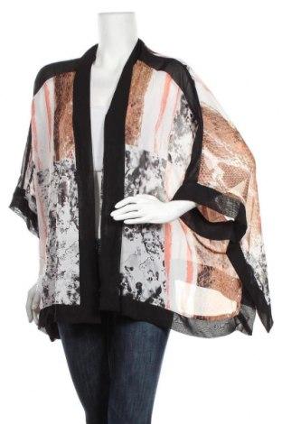 Дамска жилетка Liz Jordan, Размер XL, Цвят Многоцветен, 100% полиестер, Цена 21,84лв.