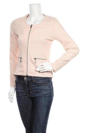 Дамска жилетка My Own, Размер M, Цвят Розов, 99% полиестер, 1% еластан, Цена 22,94лв.