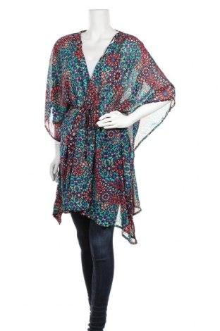 Дамска жилетка Now, Размер L, Цвят Многоцветен, 100% полиестер, Цена 17,06лв.