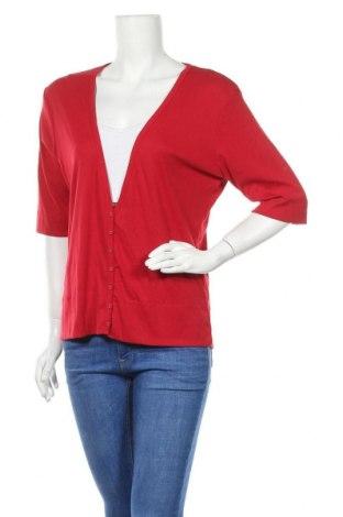 Γυναικεία ζακέτα Suzanne Grae, Μέγεθος XL, Χρώμα Κόκκινο, Πολυεστέρας, βαμβάκι, Τιμή 12,99€