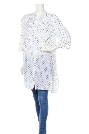 Γυναικείο πουκάμισο, Μέγεθος XL, Χρώμα Λευκό, Τιμή 7,02€