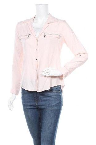 Дамска риза Ashley Brooke, Размер S, Цвят Розов, Вискоза, Цена 8,51лв.