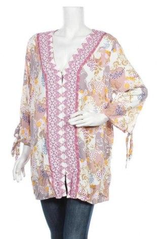 Γυναικείο πουκάμισο Autograph, Μέγεθος XL, Χρώμα Πολύχρωμο, Βισκόζη, Τιμή 12,67€