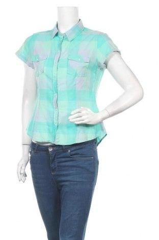 Дамска риза Colours Of The World, Размер M, Цвят Многоцветен, Памук, Цена 4,46лв.