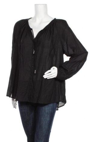Дамска риза Ellos, Размер L, Цвят Черен, Цена 6,25лв.