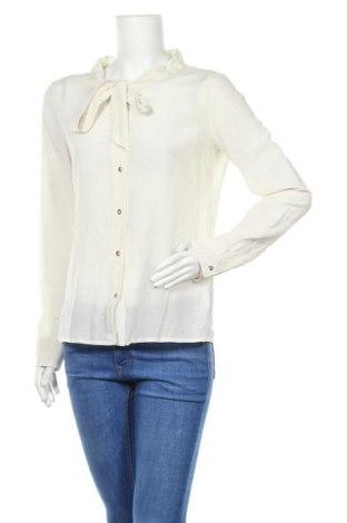 Дамска риза Gas, Размер L, Цвят Екрю, Цена 9,42лв.