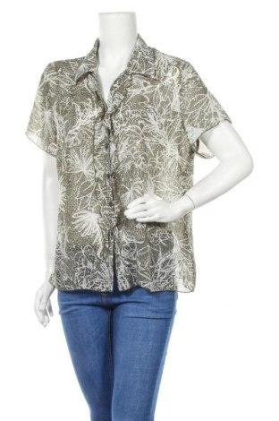 Дамска риза Kingfield, Размер XL, Цвят Зелен, Полиестер, Цена 18,95лв.