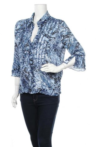 Дамска риза Kingfield, Размер XL, Цвят Многоцветен, Полиестер, Цена 8,03лв.