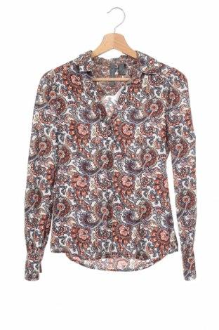 Γυναικείο πουκάμισο Mango, Μέγεθος S, Χρώμα Πολύχρωμο, Βαμβάκι, Τιμή 10,05€