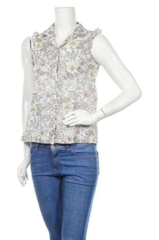 Дамска риза Mango, Размер XS, Цвят Многоцветен, Цена 18,00лв.