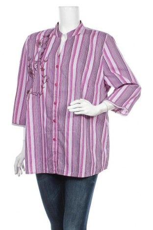 Дамска риза Maxi Me, Размер 3XL, Цвят Многоцветен, Цена 17,96лв.