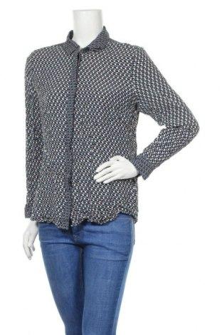 Дамска риза Patrizia Dini, Размер M, Цвят Многоцветен, Вискоза, Цена 17,01лв.